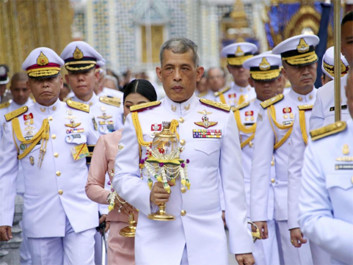 vua Thai Lan anh 1