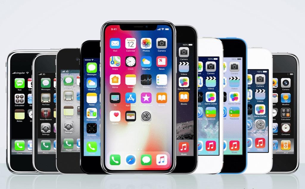 su phat trien cua iPhone anh 1