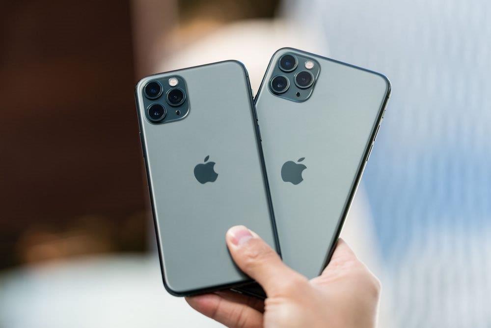 iPhone 11 Pro bi khai tu anh 1