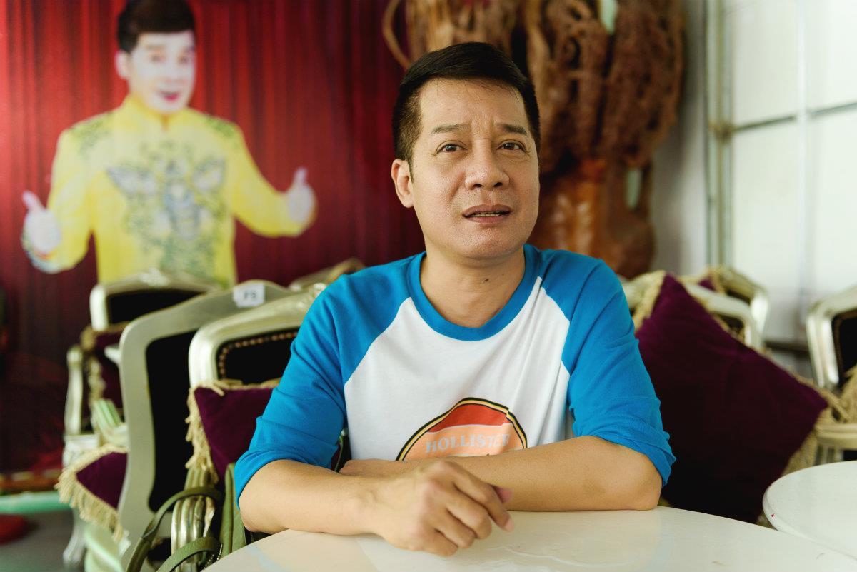 Minh Nhi: 'Nghe dien kho nhung ai giau bang Hoai Linh, Truong Giang' hinh anh 1