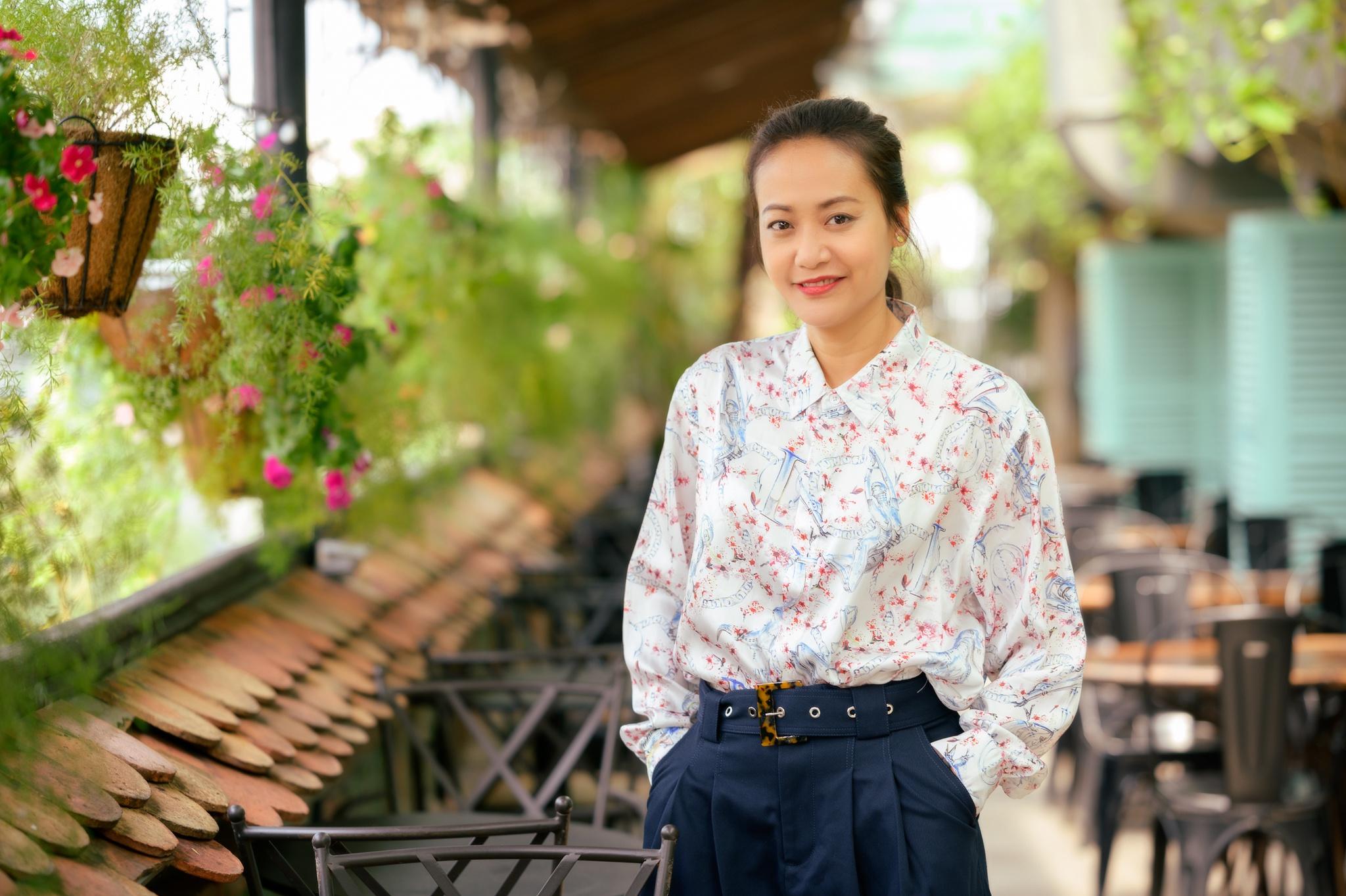 Hong Anh chua sinh con sau 10 nam cuoi anh 4