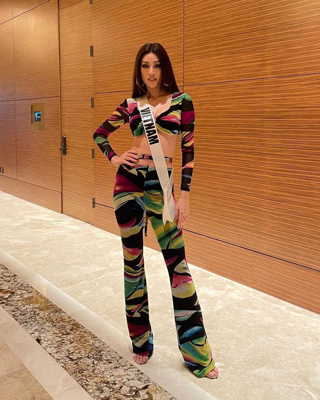 Khanh Van Miss Universe anh 3