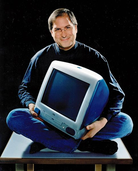 Steve Jobs, Apple, Xay dung doanh nghiep anh 2