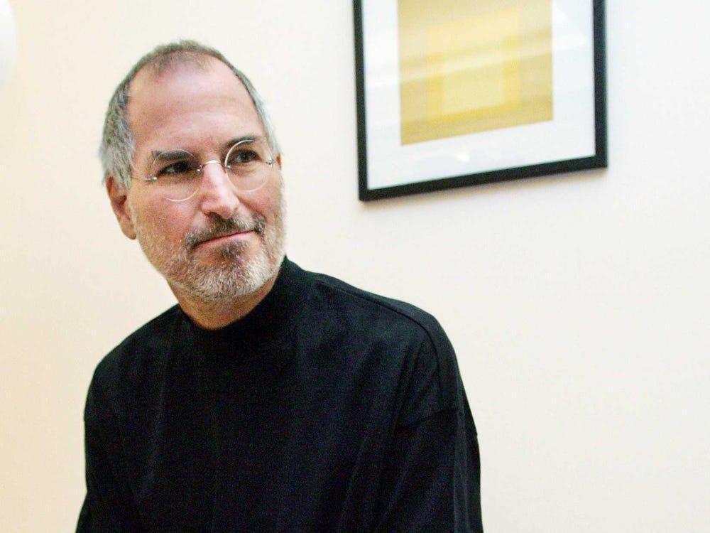 Steve Jobs, Apple, Xay dung doanh nghiep anh 3