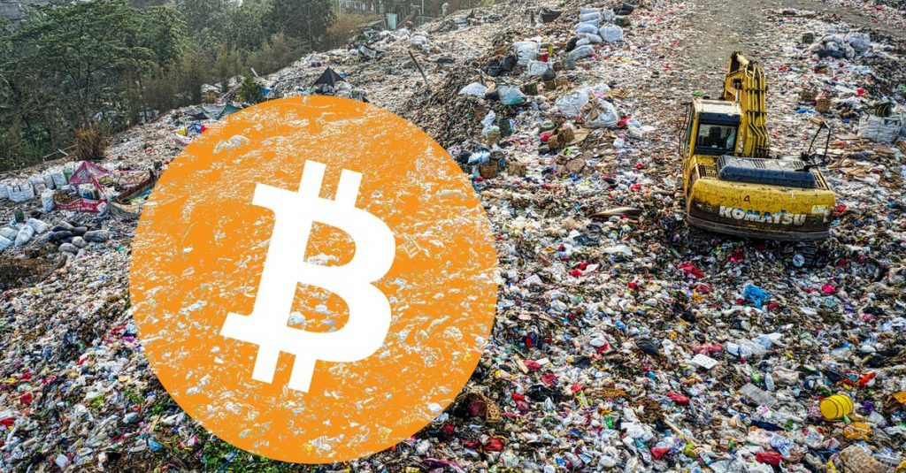 Bitcoin ngoai bai rac, Bitcoin, Bai rac anh 1