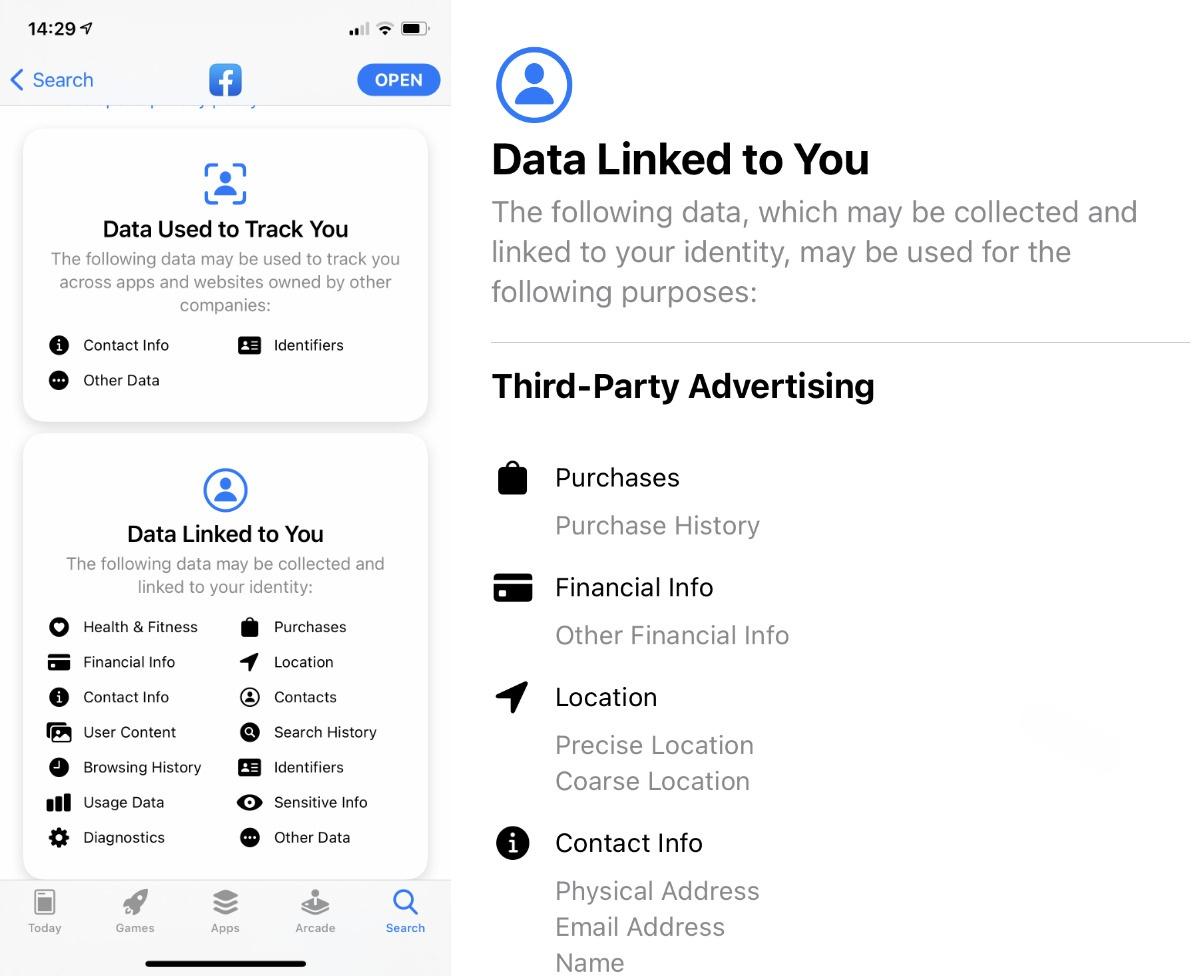 iOS 14.5 ngan Facebook theo doi nguoi dung anh 3