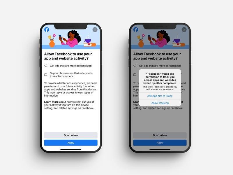 iOS 14.5 ngan Facebook theo doi nguoi dung anh 4