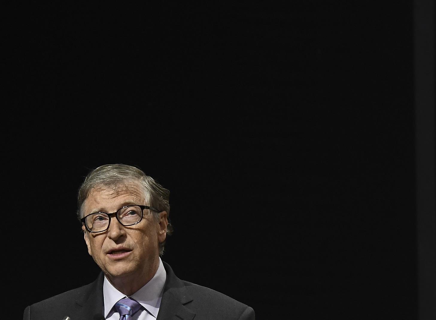 cuoc li hon cua Bill Gates anh 1