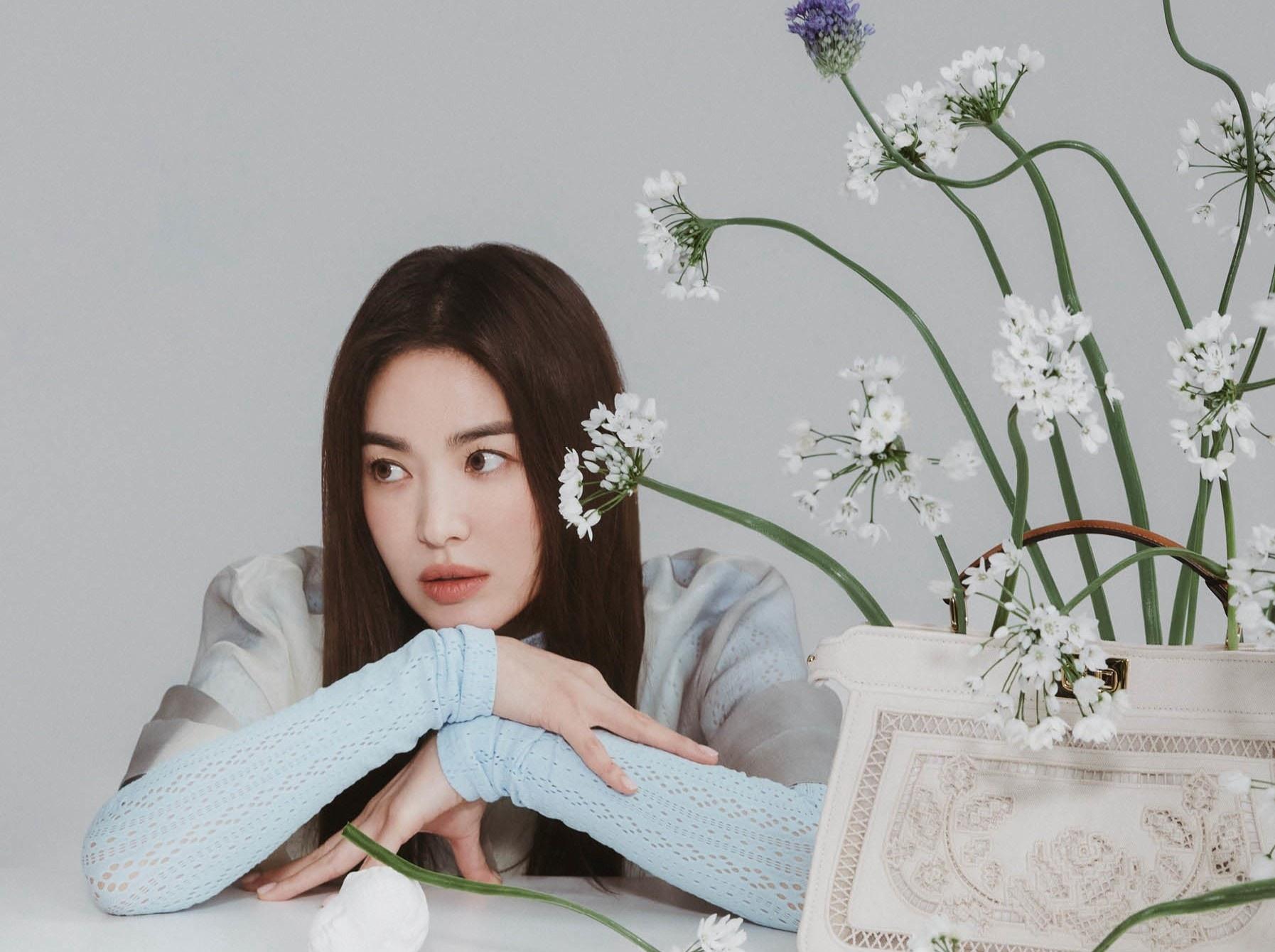 Song Hye Kyo sau ly hon anh 2