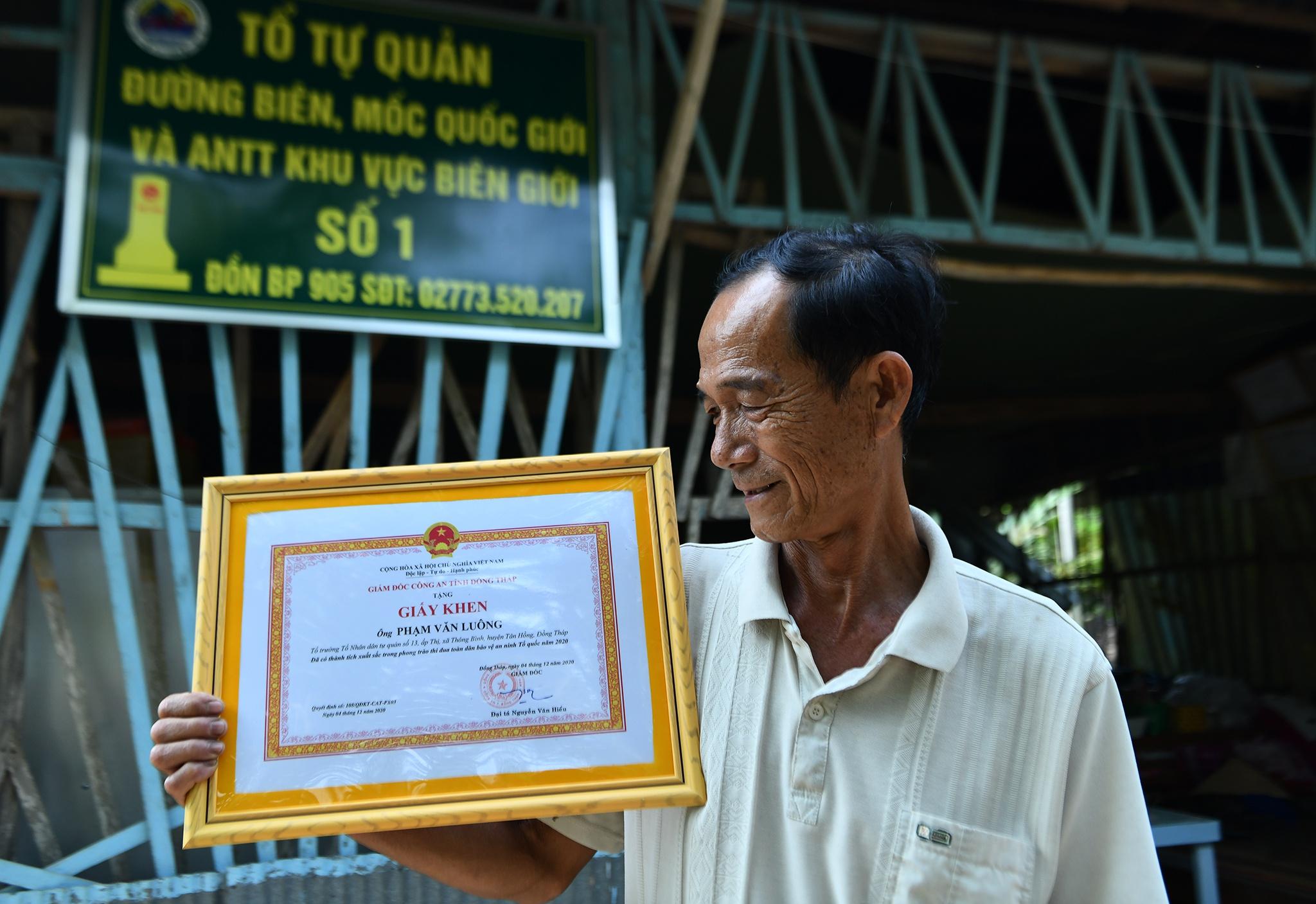 Xom bien gioi Thong Binh phong dich Covid-19 anh 23