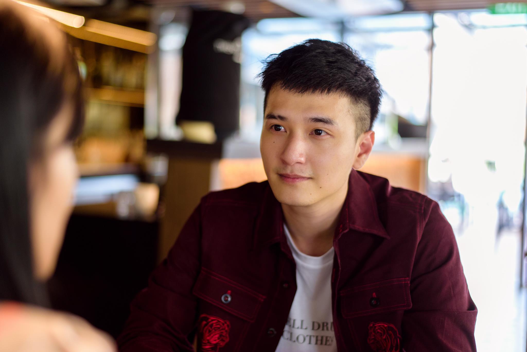 Huynh Anh: 'Scandal den don dap, toi guc nga, khong chong do noi' hinh anh 1