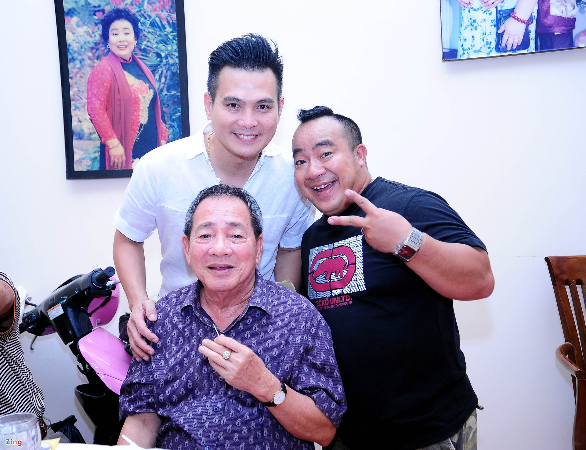 nghe si duc lang anh 2