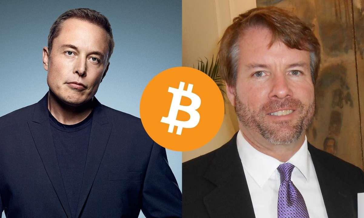 Elon Musk chuyen doi giao dich sang Bitcoin anh 1