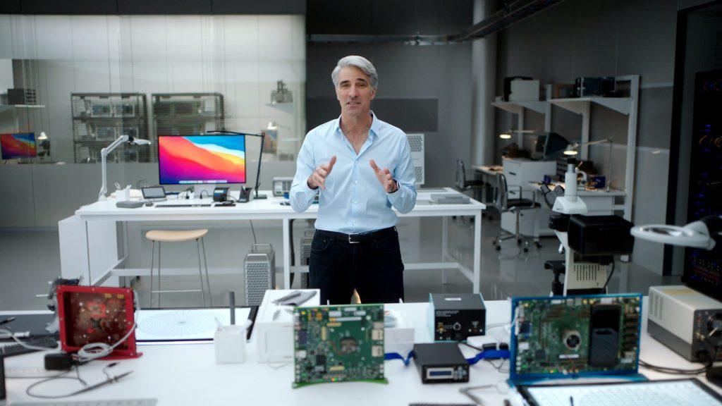 Steve Jobs va Apple da dung ve chip xu ly M1 anh 2
