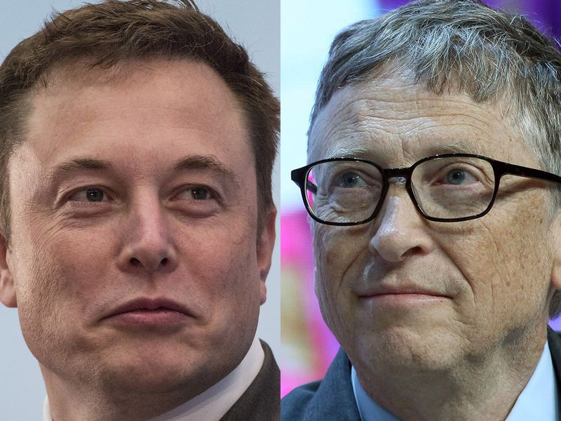 Elon Musk tro thanh nguoi giau thu 2 the gioi anh 2