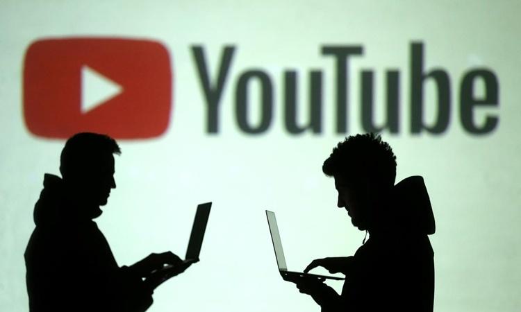 Chua biet nguyen nhan hang loat kenh YouTube phat livestream lua dao anh 5