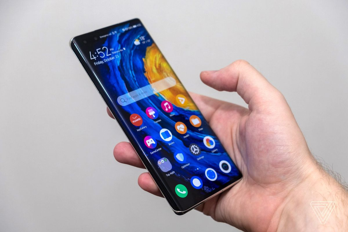 Huawei P50 co the chuyen tu Android sang Harmony OS anh 1