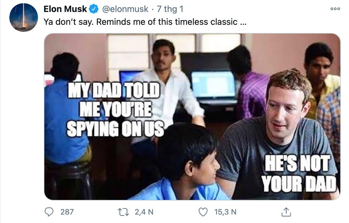 Mau thuan giua Elon Musk va Mark Zuckerberg anh 4