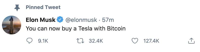 Elon Musk khien Bitcoin tang gia anh 1