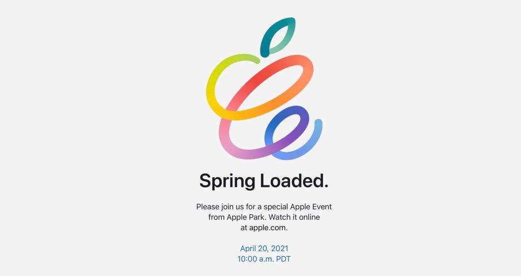 Apple to chuc su kien vao 20/4 anh 1