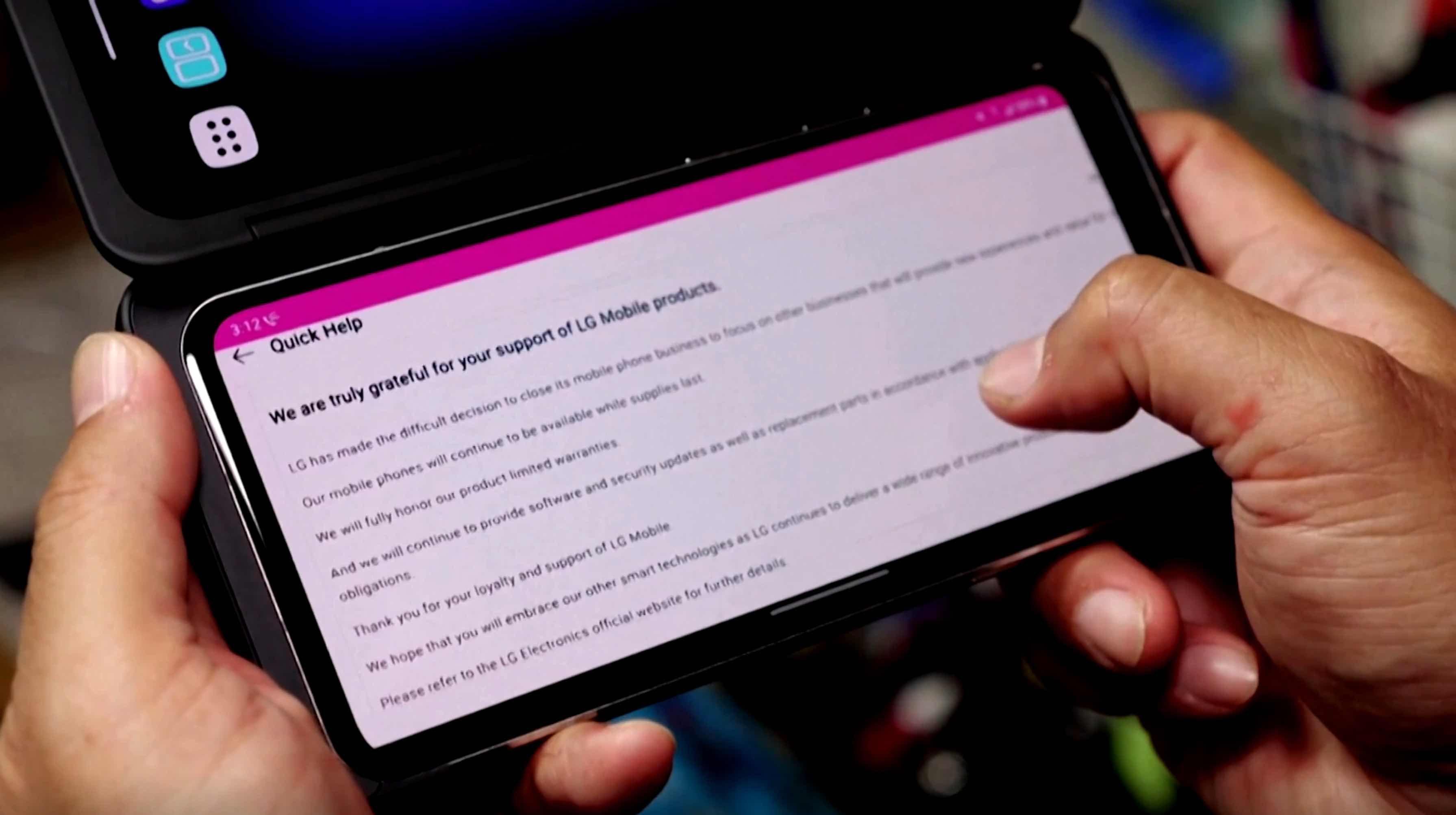 LG dong cua mang kinh doanh smartphone anh 6