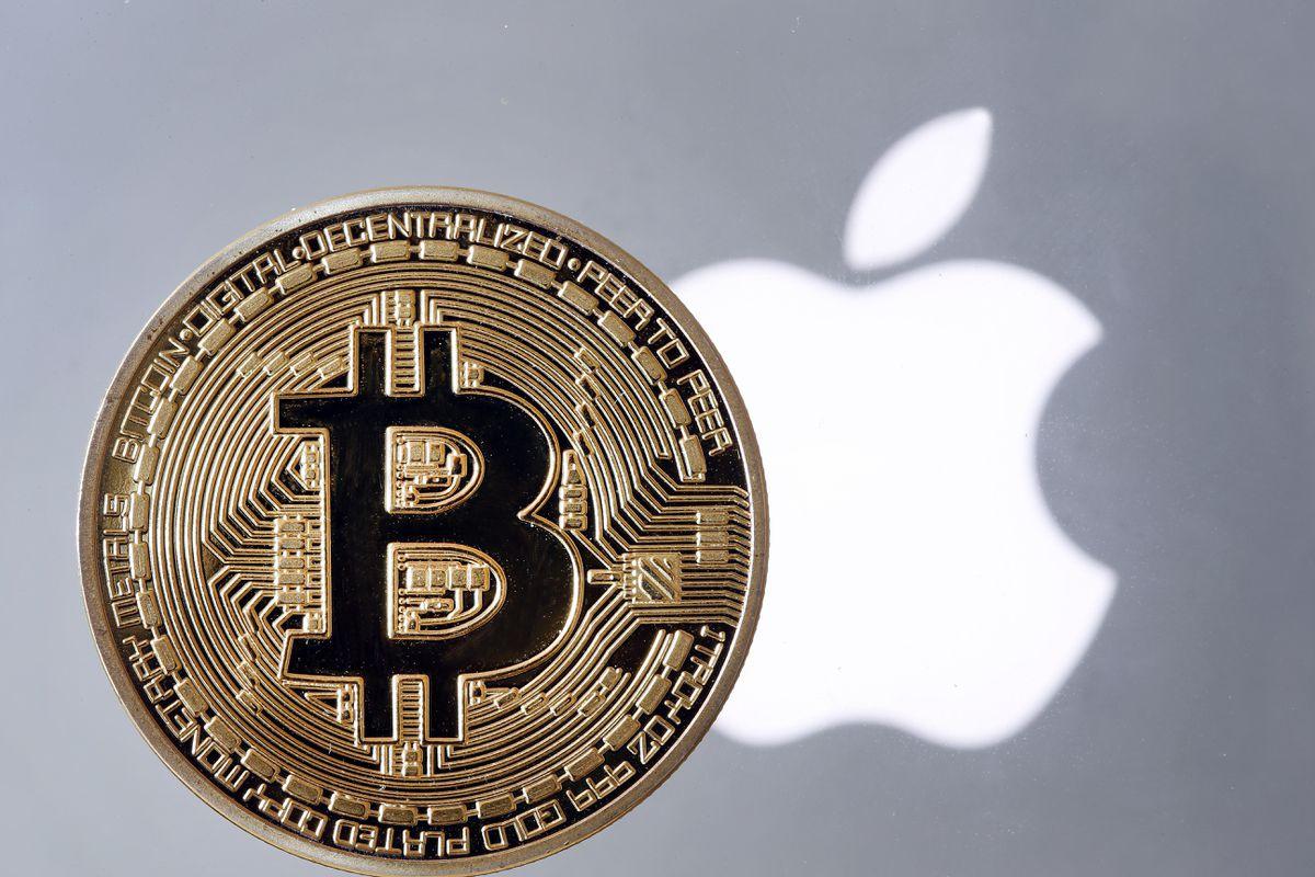 Apple dau tu tien ma hoa Bitcoin anh 1