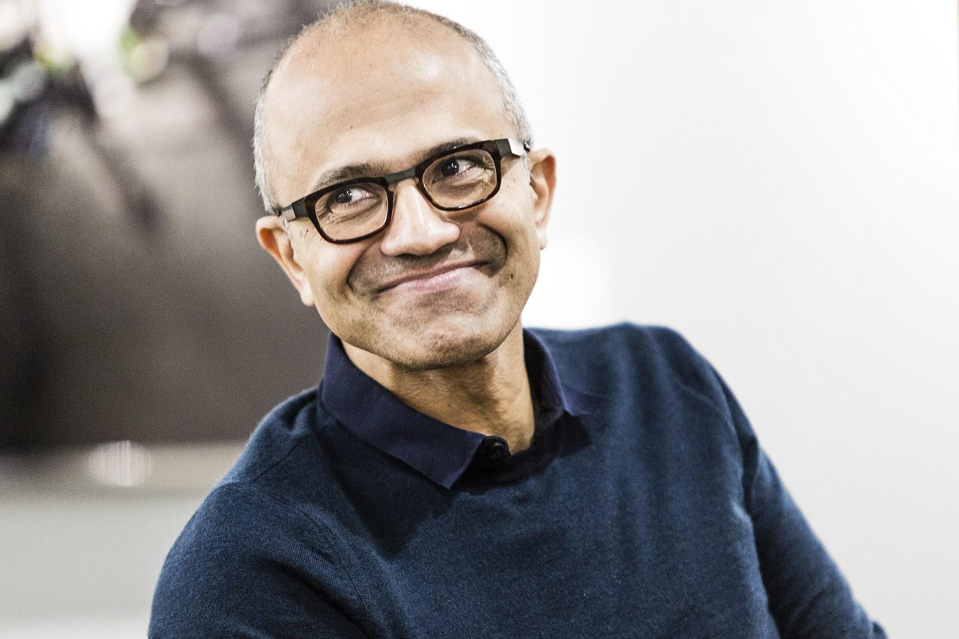 Su co cua CEO Microsoft Satya Nadella anh 2