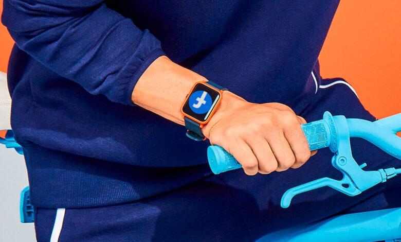 Smartwatch dau tien cua Facebook anh 2