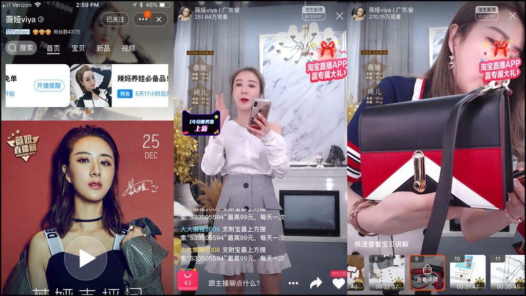 Livestream ban hang tai Trung Quoc anh 3
