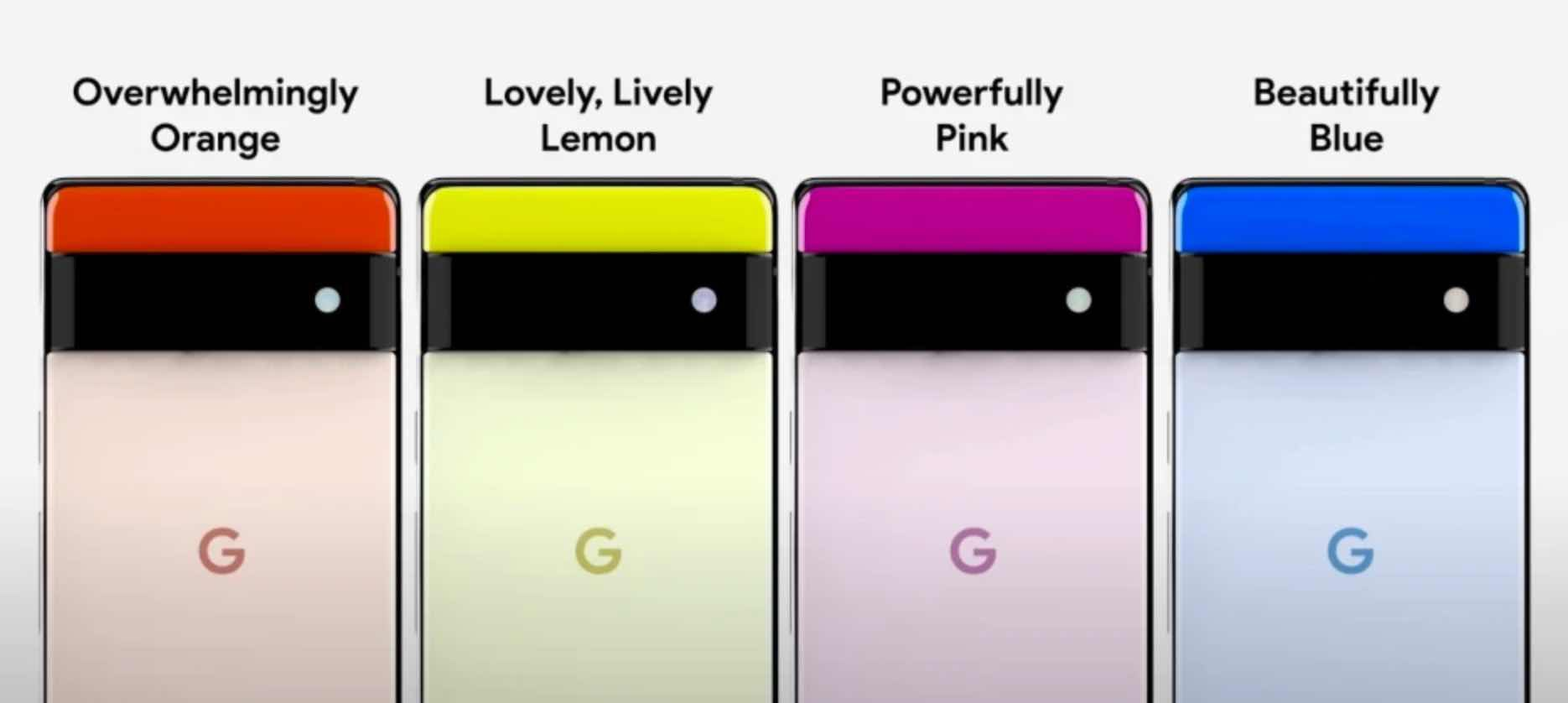 Tin don ve Google Pixel 6 anh 2