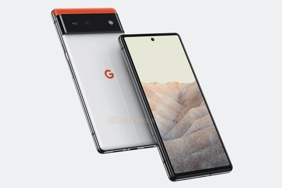 Tin don ve Google Pixel 6 anh 1