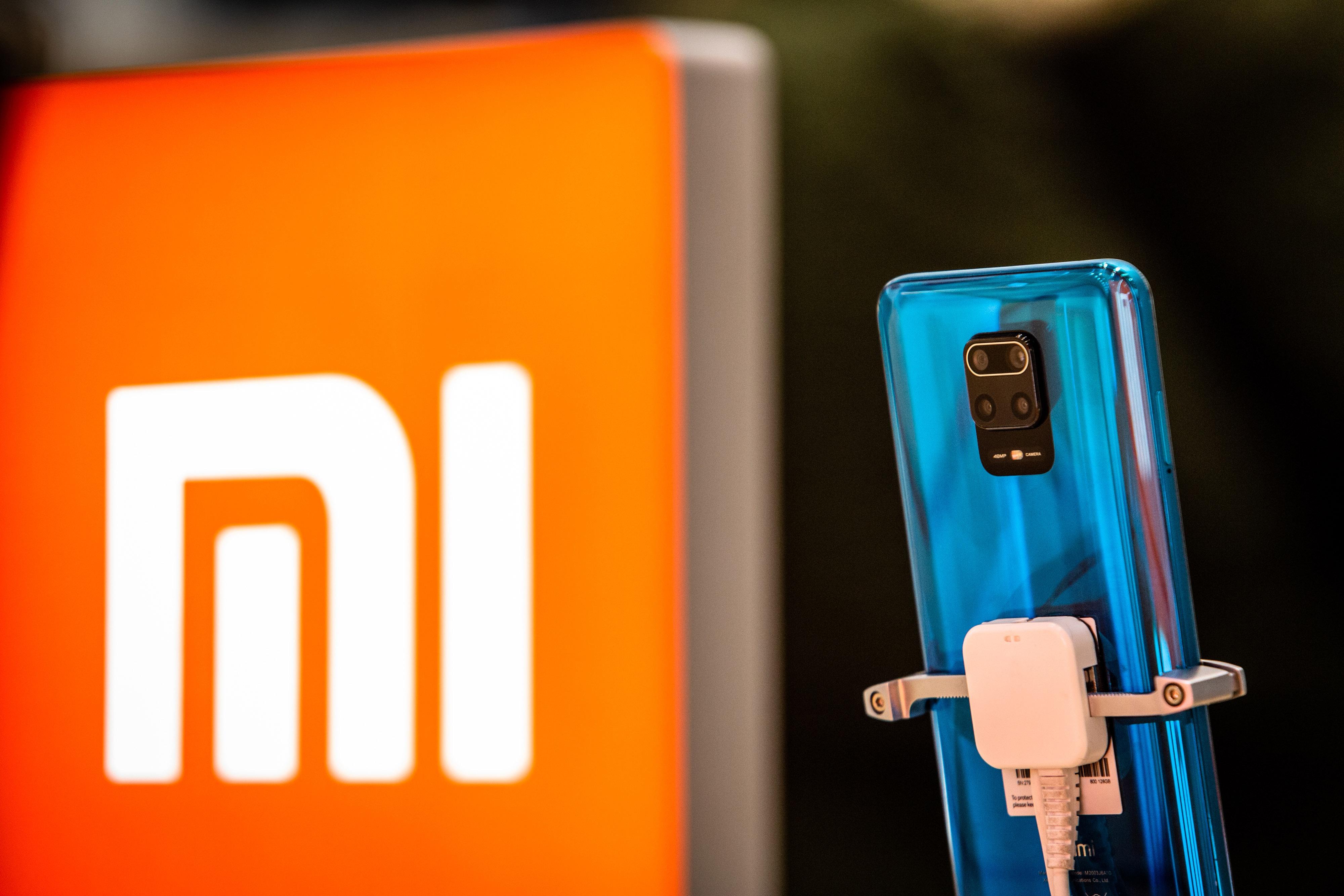 Thi phan smartphone Xiaomi anh 2