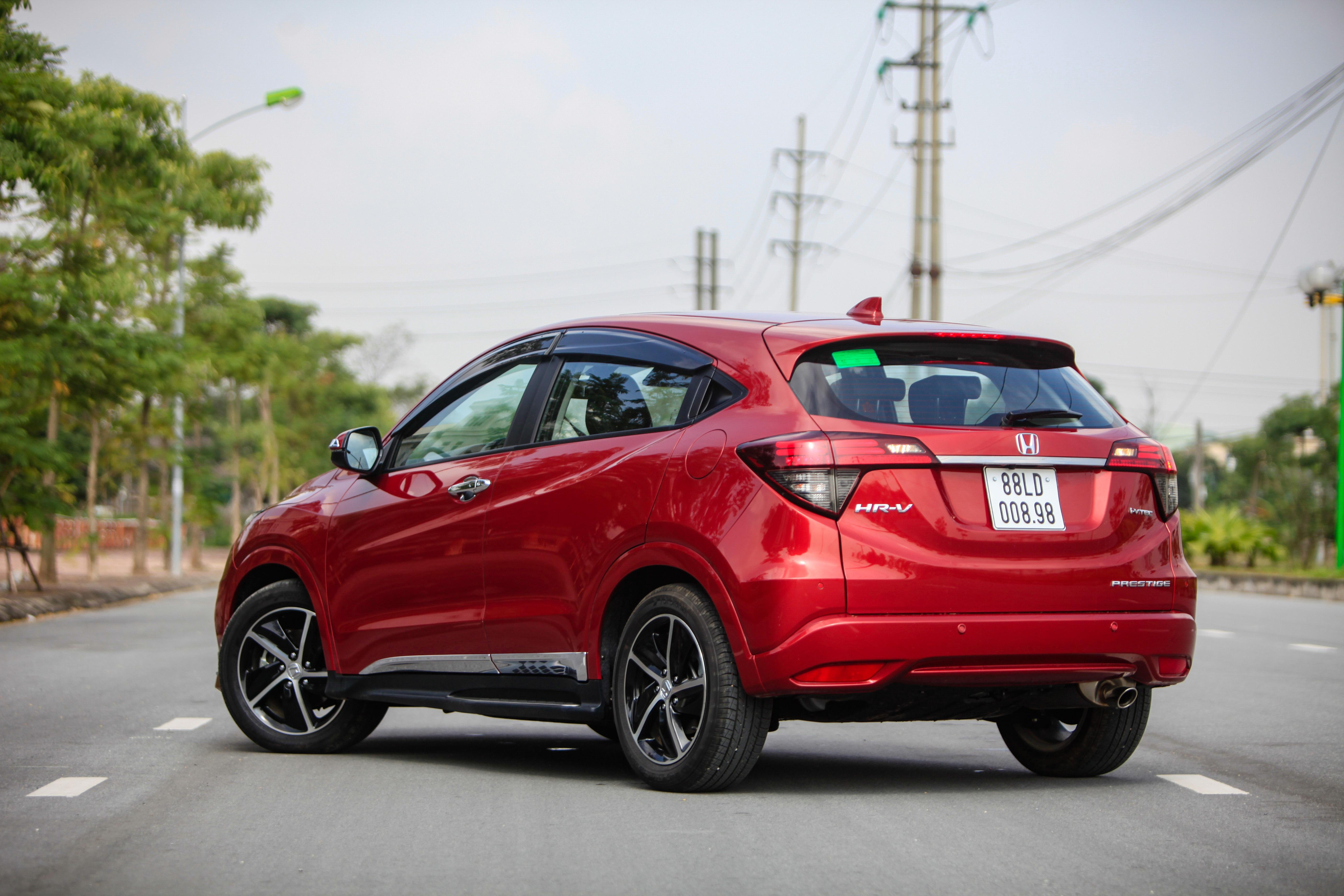 So sanh Mazda CX-30 va Honda HR-V anh 7