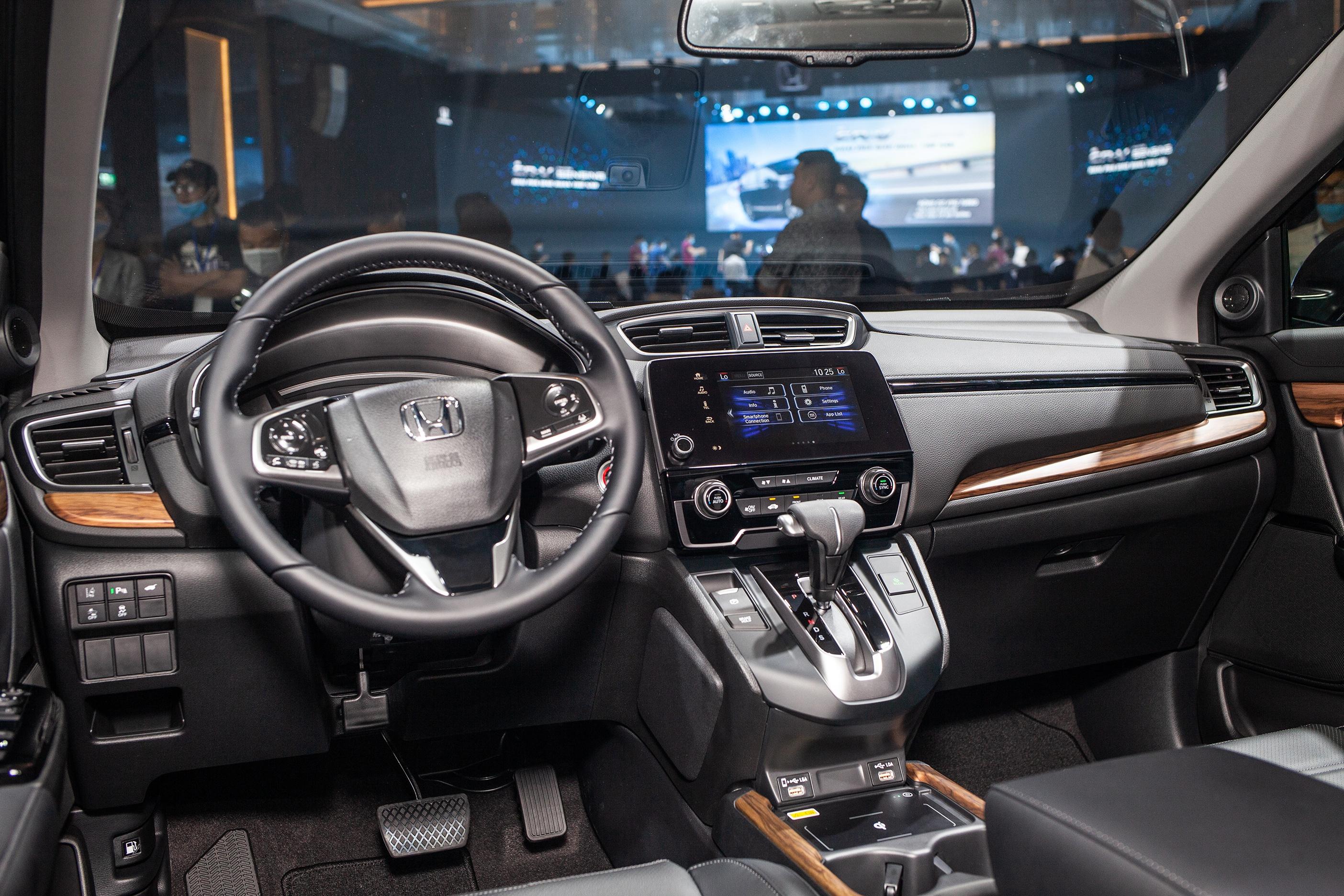 so sanh Peugeot 3008 va Honda CR-V anh 10