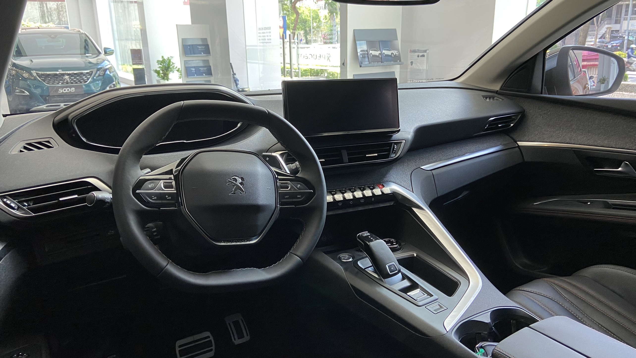 so sanh Peugeot 3008 va Honda CR-V anh 9