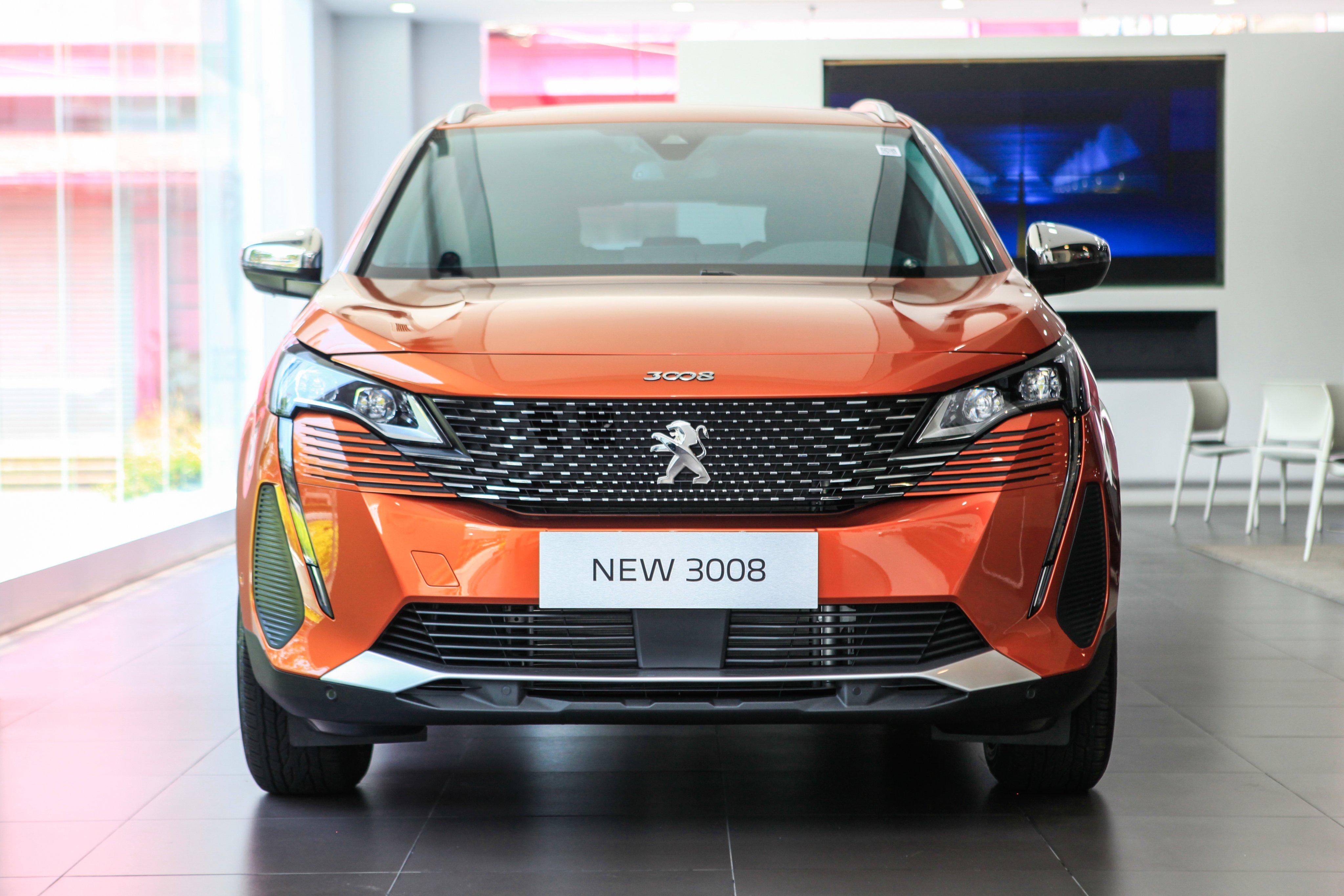 so sanh Peugeot 3008 va Honda CR-V anh 4