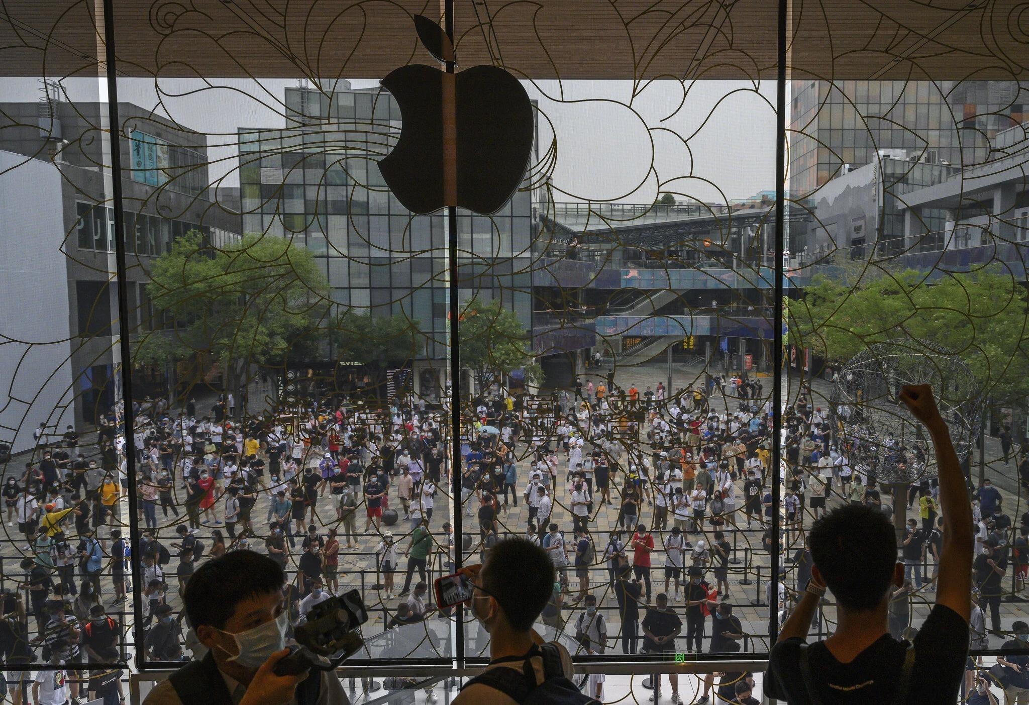 Apple chia se du lieu tai Trung Quoc anh 3