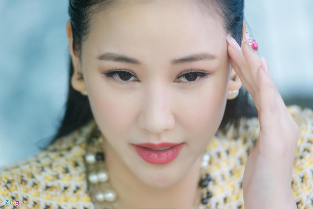 Dien vien Maya: 'Neu co canh nong tao bao hon Vo ba, toi van dong' hinh anh 2