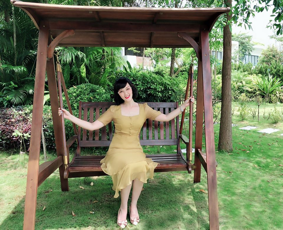 Van Dung: 'Toi khong muon con trai bi ton thuong' hinh anh 3