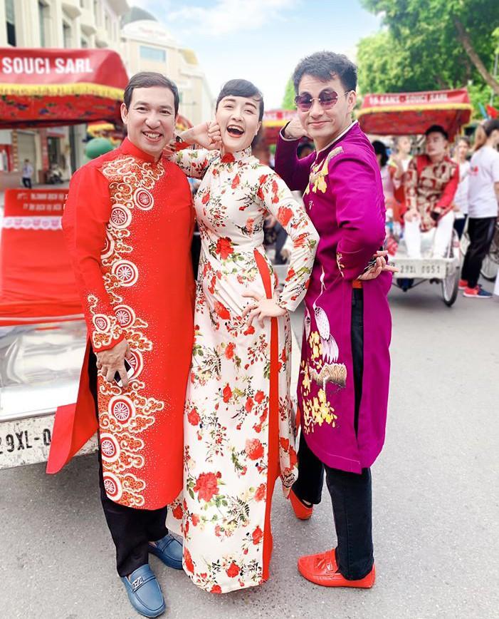 Van Dung: 'Toi khong muon con trai bi ton thuong' hinh anh 2