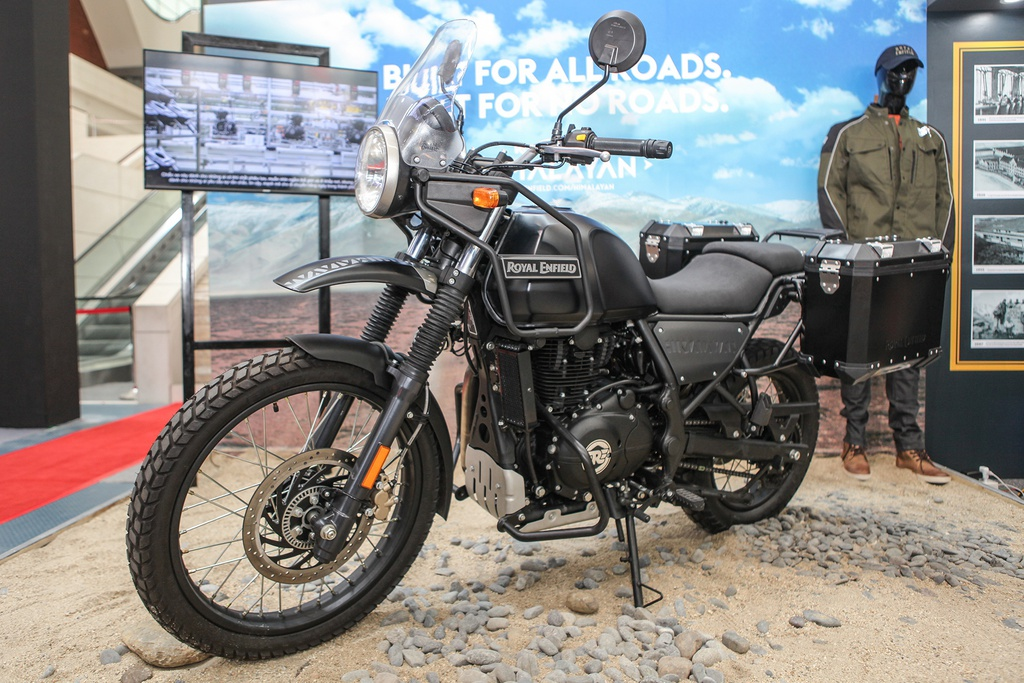 Cac mau moto gia 150 trieu phu hop cho nguoi moi choi hinh anh 11 1REHima_ZIng.jpg
