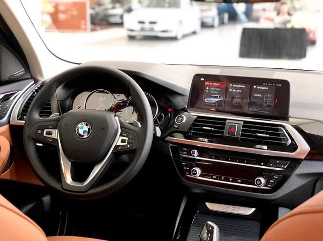Nhung mau SUV hang sang tam gia 3 ty dong dang can nhac tai VN hinh anh 15 BMW_X3_4.jpg