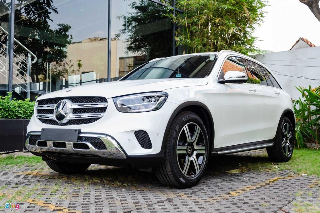 Nhung mau SUV tam gia 2 ty dang can nhac cho gia dinh hinh anh 8 Mercedes_GLC_2020_Zing_1_.jpg