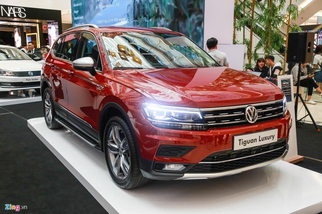 Nhung mau SUV tam gia 2 ty dang can nhac cho gia dinh hinh anh 1 Volkswagen_Tiguan_Allspace_Luxury_zing_3.jpg