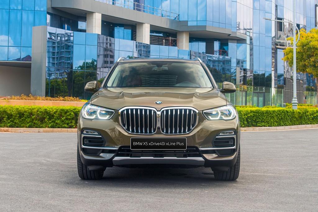 Chon Mercedes-Benz GLE hay BMW X5 khi mua SUV 7 cho hang sang? hinh anh 18 BMW_X5_2020_2_.jpg