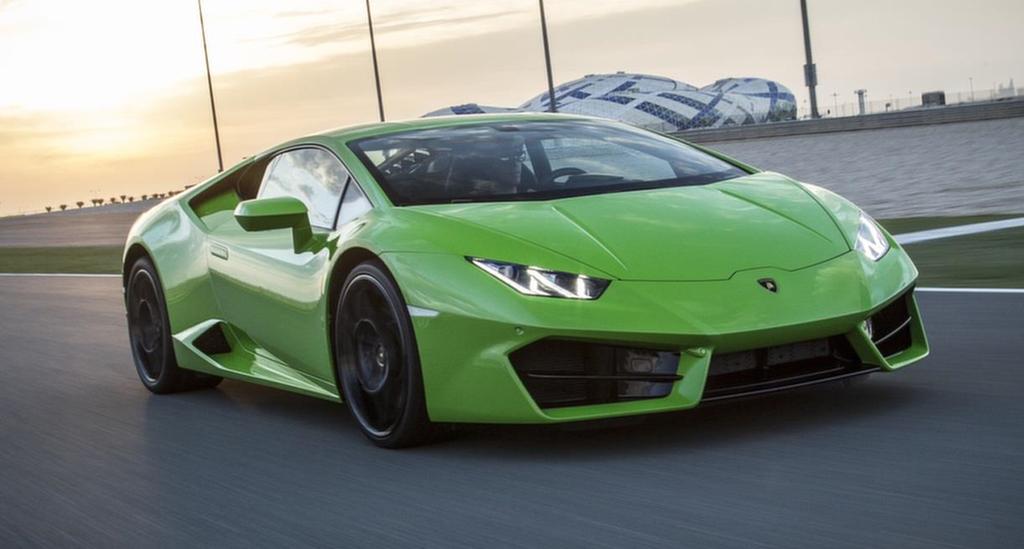 Chuyen nguoc doi, Lamborghini so ban nhieu xe hinh anh 7