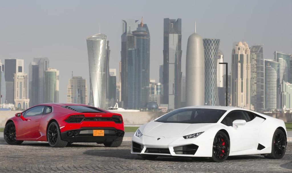 Chuyen nguoc doi, Lamborghini so ban nhieu xe hinh anh 8