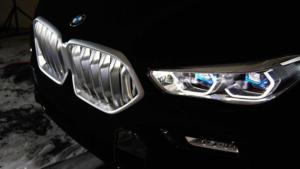 BMW X6 ban dac biet so huu mau son toi nhat the gioi hinh anh 6