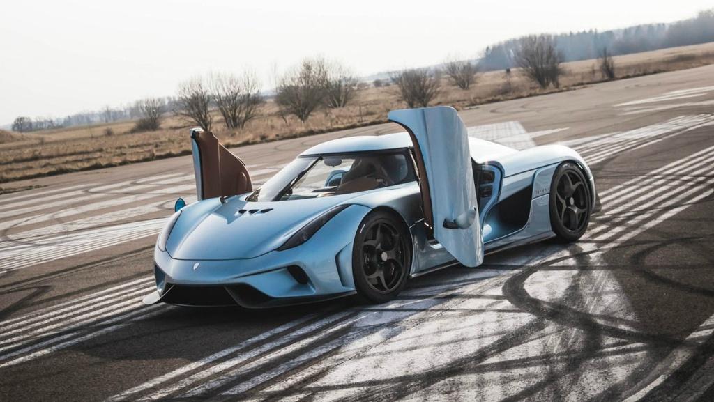 Sieu xe va nhung ky luc toc do vang danh thap ky hinh anh 11 Koenigsegg_Regera.jpg