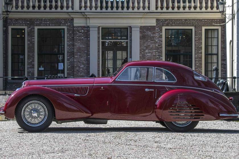 Nhung mau xe phai chi hang trieu USD moi co the so huu hinh anh 9 1939_Alfa_Romeo_8C_2900B_Touring_Berlinetta.jpg